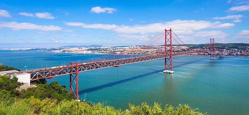 Itinerario di una settimana a Lisbona e dintorni