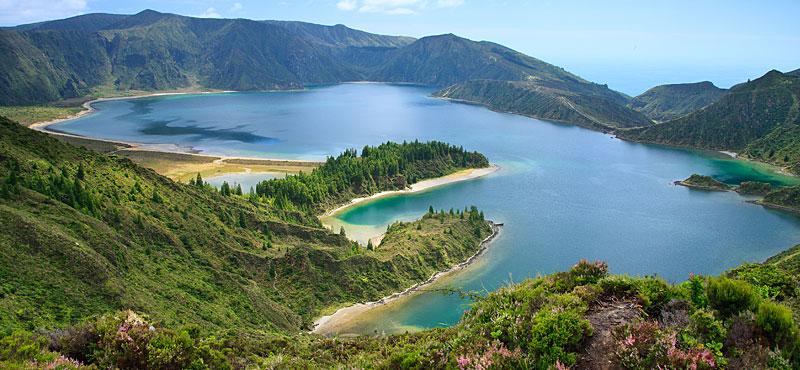 Azzorre, guida di viaggio e consigli per organizzare le vacanze - Portogallo .info