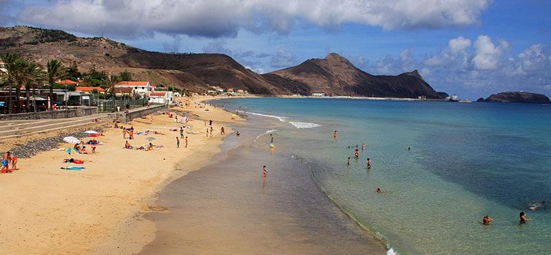 Spiagge di Madeira