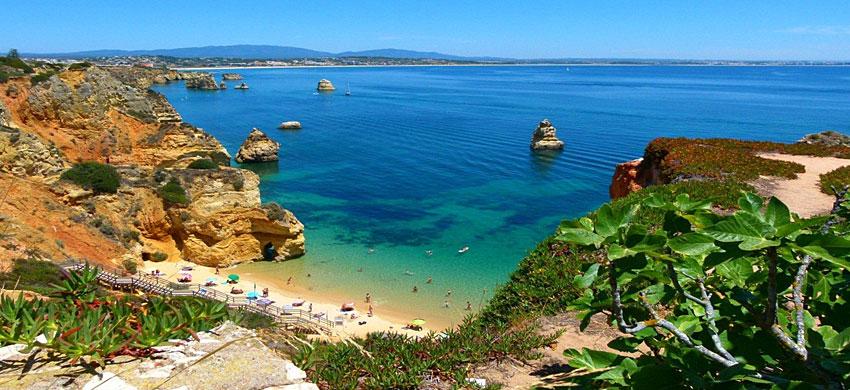 Le pi belle spiagge del portogallo portogallo for Dove soggiornare a lisbona