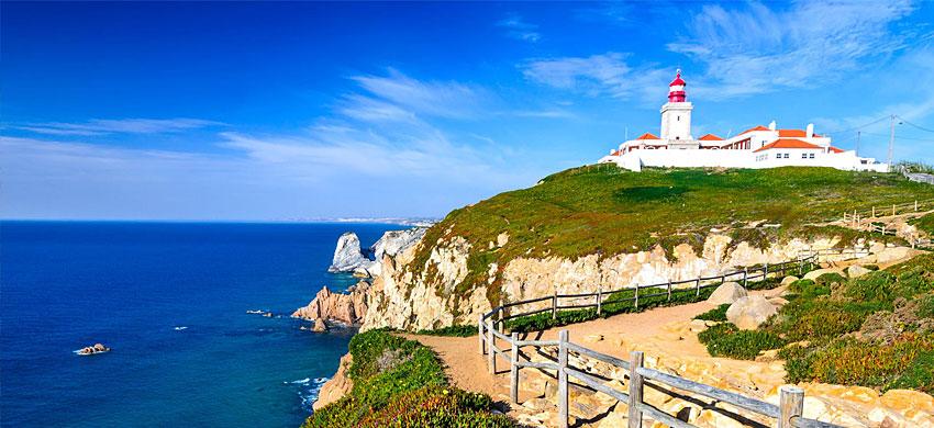 Cabo da roca portogallo for Dove soggiornare a lisbona