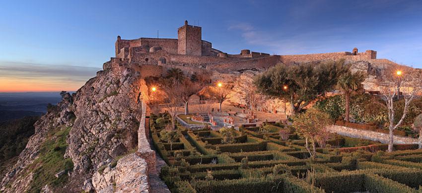 Itinerario fra borghi e castelli in Portogallo