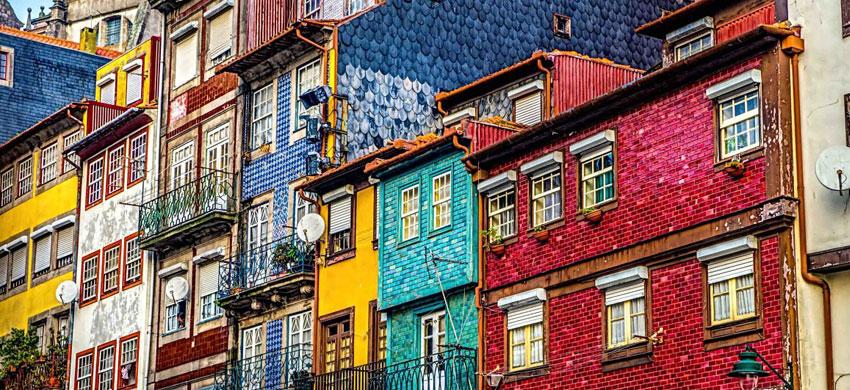Porto e Norte, la regione nel nord del Portogallo