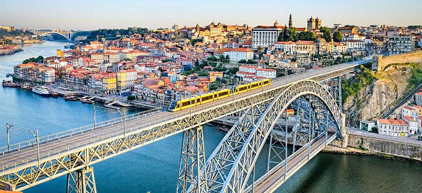 Itinerario di una settimana a Porto e dintorni